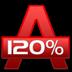 Alcohol 120% – 兼具 CD 燒錄與虛擬光碟功能的軟體