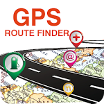 GPS路線查找器和導航