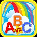 ABC英文字母學習卡 V2 (兒童拼圖遊戲)