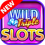 Wild Triple Slots 777拉斯维加斯 老虎机
