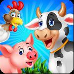 农场动物幼儿