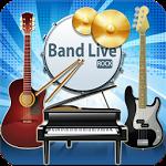 Band Live Rock (打擊樂,鋼琴,吉他,低音吉他,麥克風)