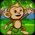 ‎Baby Chimp Runner : Cute Game
