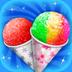 冰淇淋刨冰製作