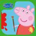 粉紅豬小妹的畫畫箱
